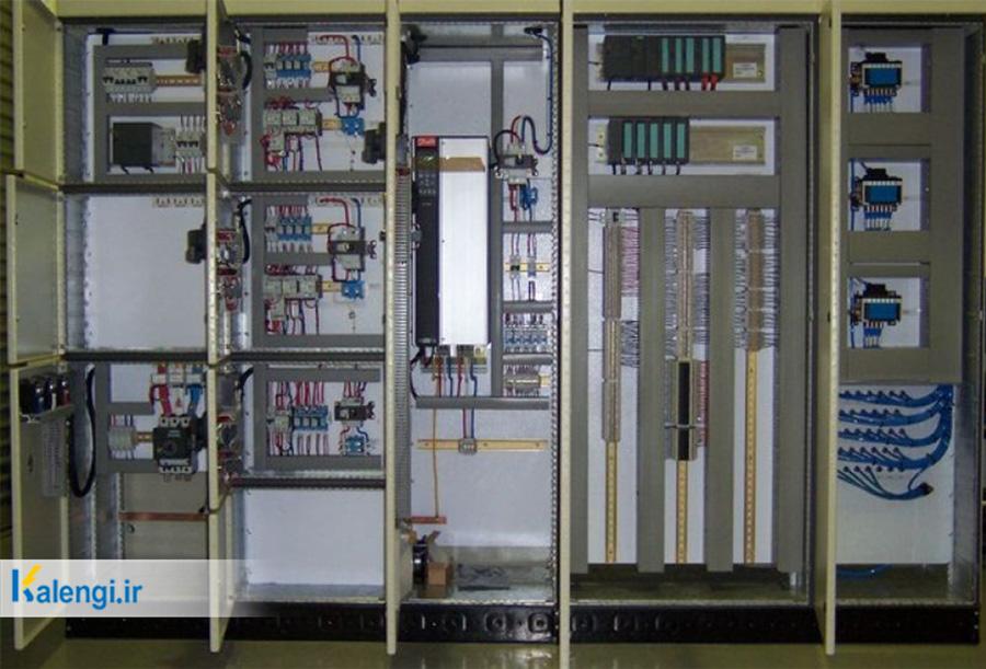 تابلو برق PLC