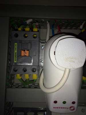 محافظت از برق کل ساختمان با یک محافظ